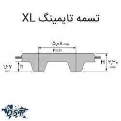 تسمه تایمینگ 102 XL صنعتیعکس شماره 1