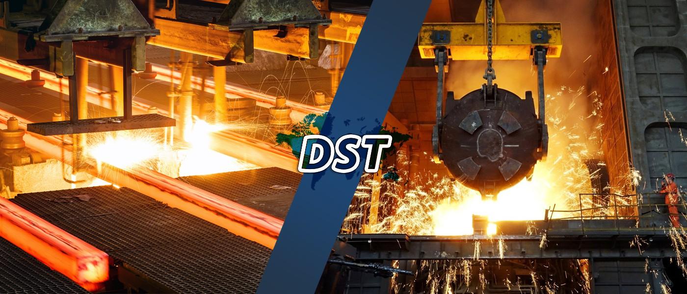 صنایع ذوب فلزات
